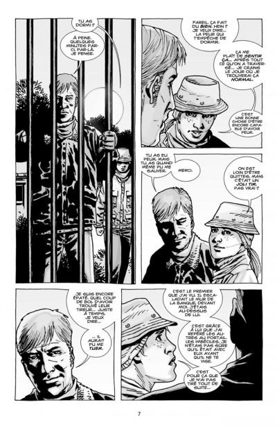 Page 1 walking dead T.14 - piégés !