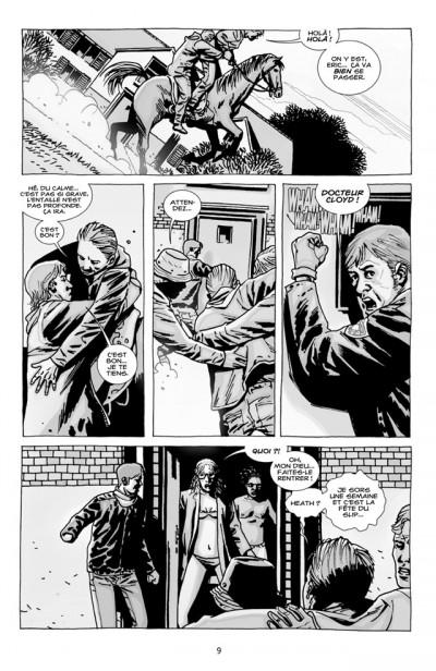 Page 3 walking dead T.14 - piégés !