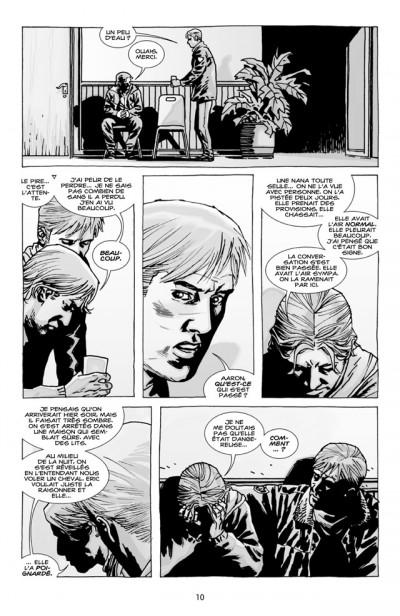 Page 4 walking dead T.14 - piégés !