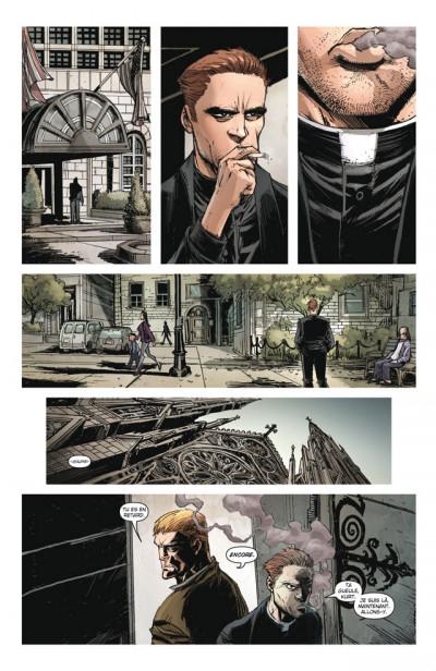 Page 2 haunt tome 1 - frères ennemis