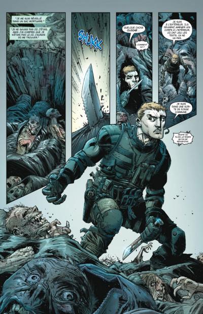 Page 4 haunt tome 1 - frères ennemis