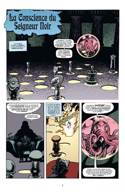 Page 1 star wars ; mondes infernaux