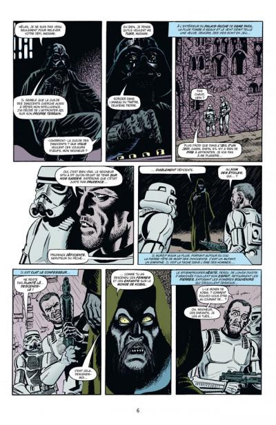 Page 2 star wars ; mondes infernaux