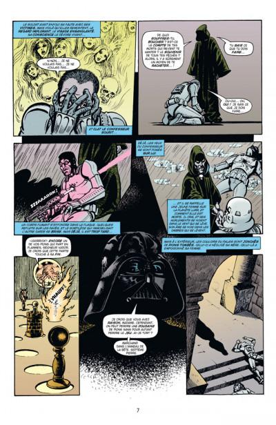 Page 3 star wars ; mondes infernaux