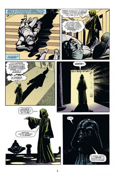 Page 4 star wars ; mondes infernaux