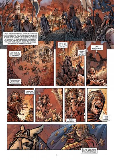 Page 1 les reines de sang tome 1 - Aliénor, la légende noire