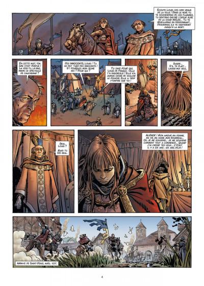 Page 2 les reines de sang tome 1 - Aliénor, la légende noire
