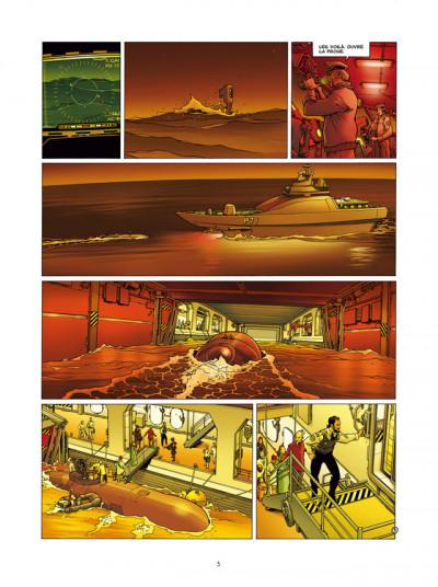 Page 3 Golden City T.9 - l'énigme Banks