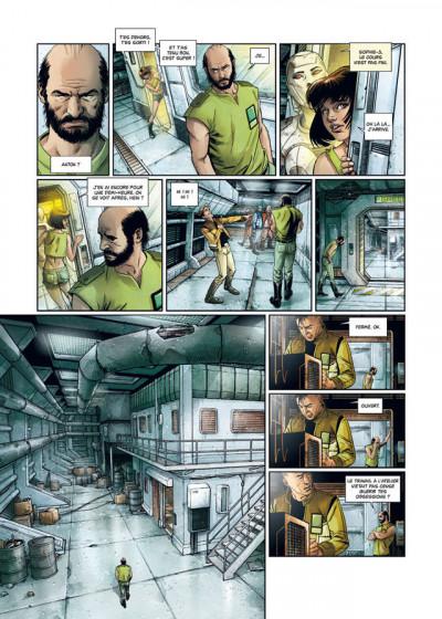 Page 2 La Grande Évasion tome 6 - Asylum