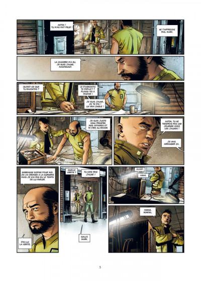 Page 3 La Grande Évasion tome 6 - Asylum