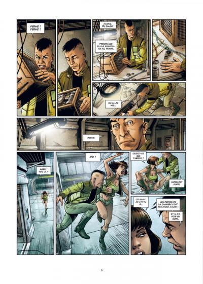 Page 4 La Grande Évasion tome 6 - Asylum
