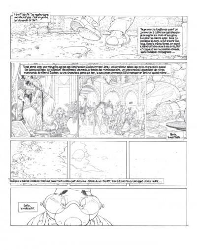 Page 2 le vent dans les sables - les crayons tome 2