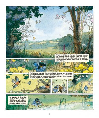 Page 2 le vent dans les saules tome 1 - le bois sauvage (édition 2011)