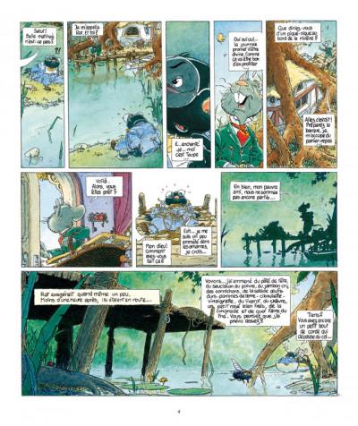 Page 3 le vent dans les saules tome 1 - le bois sauvage (édition 2011)