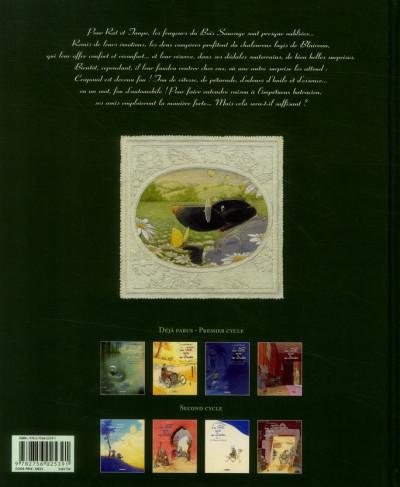 Dos le vent dans les saules tome 2 - auto, crapaud, blaireau (édition 2011)