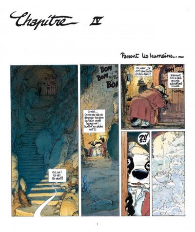 Page 1 le vent dans les saules tome 2 - auto, crapaud, blaireau (édition 2011)