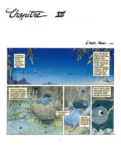 Page 1 le vent dans les saules tome 3 - l'échappée belle (réédition)