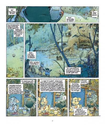 Page 2 le vent dans les saules tome 3 - l'échappée belle (réédition)