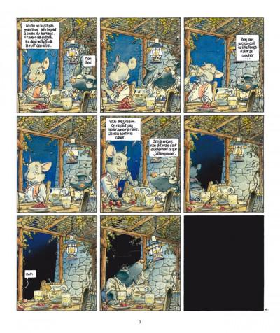Page 3 le vent dans les saules tome 3 - l'échappée belle (réédition)