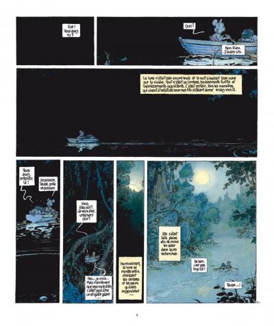Page 4 le vent dans les saules tome 3 - l'échappée belle (réédition)