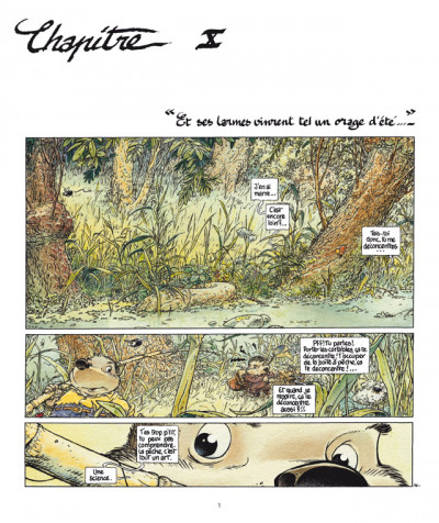 Page 1 le vent dans les saules tome 4 - foutoir au manoir (édition 2011)
