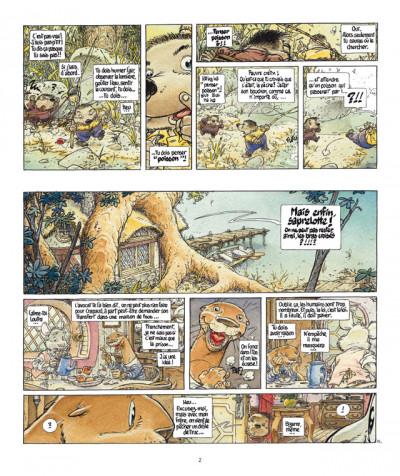 Page 2 le vent dans les saules tome 4 - foutoir au manoir (édition 2011)