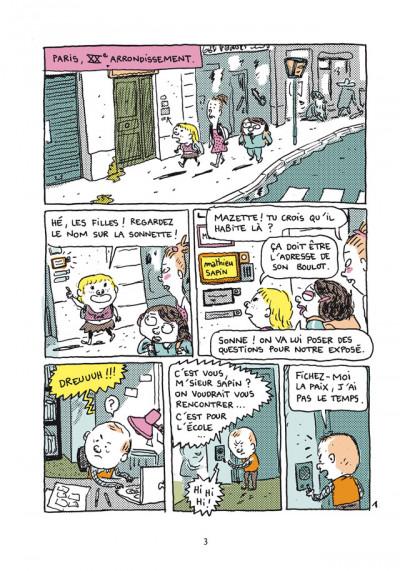 Page 1 saga poche tome 1 - chocolat kosovar