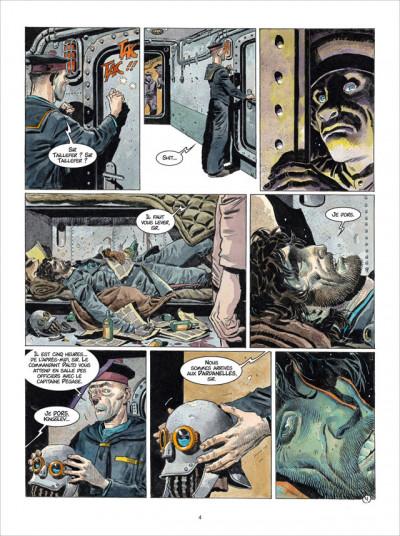 Page 4 Les Sentinelles tome 4 - Les Dardanelles