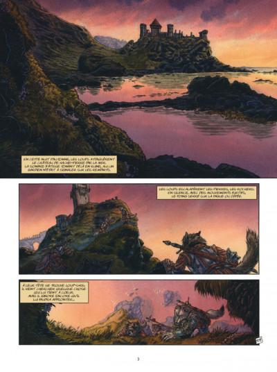 Page 1 le bois des vierges tome 3 - épousailles