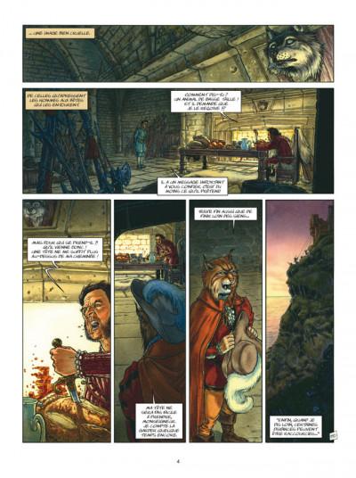 Page 2 le bois des vierges tome 3 - épousailles