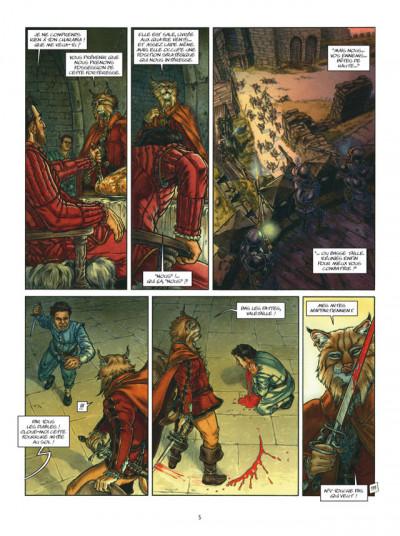 Page 3 le bois des vierges tome 3 - épousailles