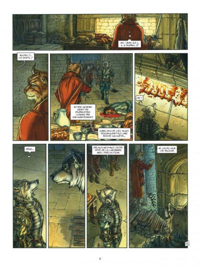 Page 4 le bois des vierges tome 3 - épousailles