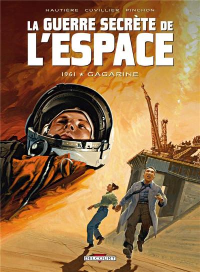 image de la guerre secrète de l'espace tome 2 - 1961, Gagarine