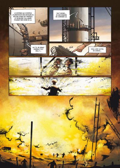 Page 2 la guerre secrète de l'espace tome 2 - 1961, Gagarine