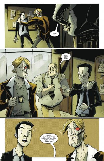 Page 3 Tony Chu, détective cannibale tome 2