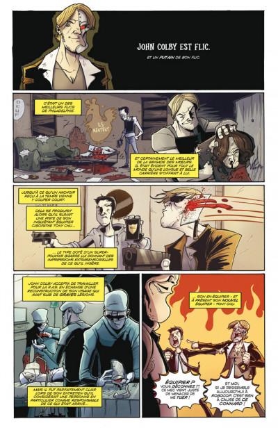 Page 4 Tony Chu, détective cannibale tome 2