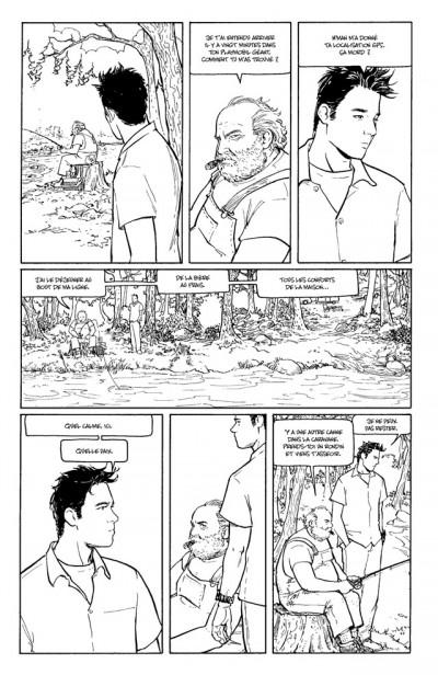Page 2 echo tome 5 - trou noir