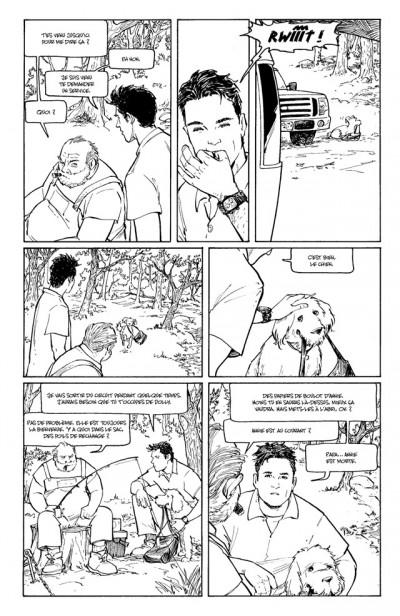 Page 3 echo tome 5 - trou noir