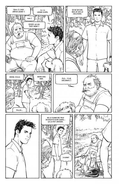 Page 4 echo tome 5 - trou noir