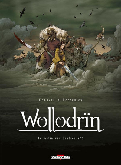 image de Wollodrïn tome 2 - le matin des cendres tome 2