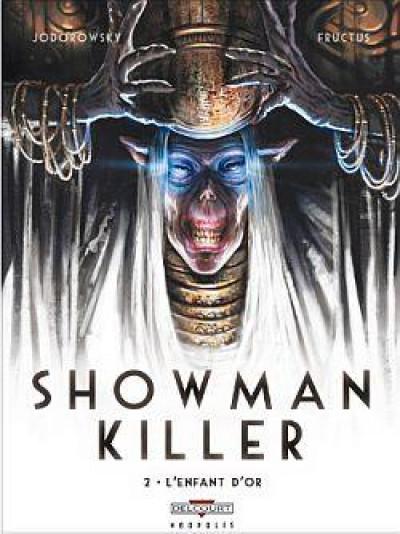 image de showman killer tome 2 - l'enfant d'or