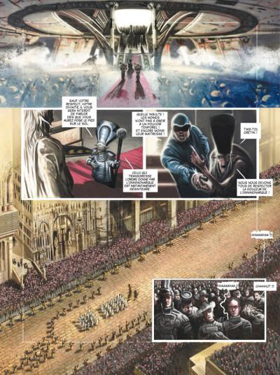Page 2 showman killer tome 2 - l'enfant d'or