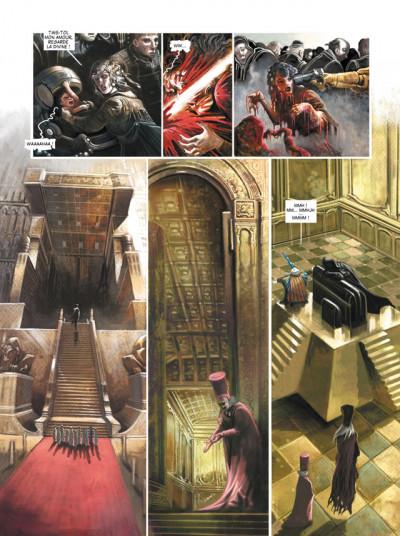 Page 3 showman killer tome 2 - l'enfant d'or