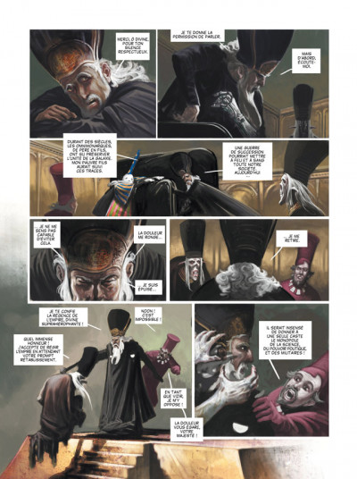 Page 4 showman killer tome 2 - l'enfant d'or