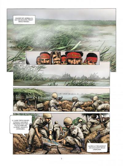 Page 1 L'histoire secrète tome 25 - l'ange paon