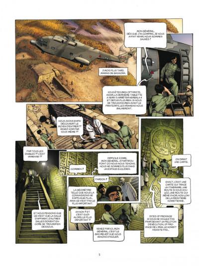 Page 3 L'histoire secrète tome 25 - l'ange paon