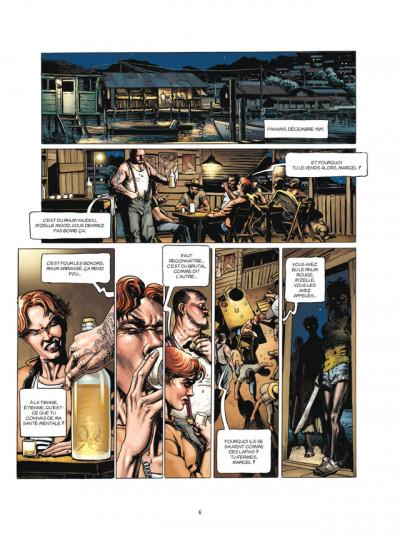 Page 4 L'histoire secrète tome 25 - l'ange paon