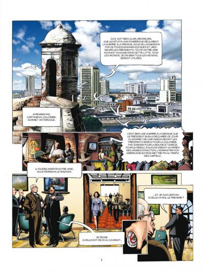 Page 1 L'histoire secrète tome 26 - l'amiral du diable