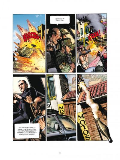 Page 4 L'histoire secrète tome 26 - l'amiral du diable