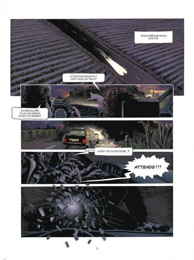 Page 1 l'histoire secrète tome 27 - santa muerte